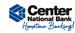 Center National Bank