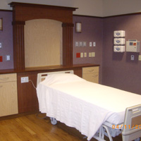 Medical & Surgical Family Care room