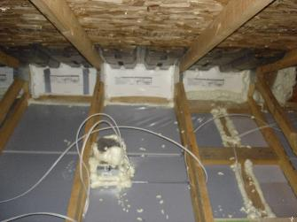 Attic Air Sealing Saves Dollars, Increases Comfort