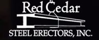 Red Cedar Steel Erectors