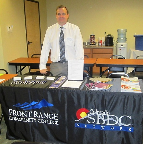Satellite location for the Front Range Community College North Metro Denver Small Business Development Center