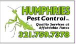 Humphries Pest Control