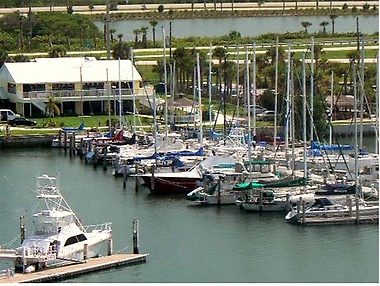 Port Canaveral Yacht Club View