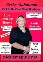 Pickle  Me Pink Bling Boutique