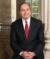 US Senator Richard Shelby