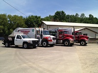 Examples of our trucks