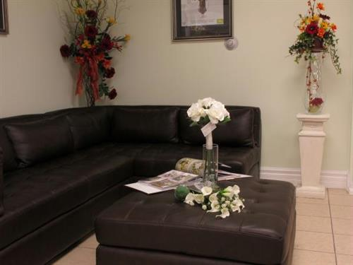 Wedding Corner for appointment