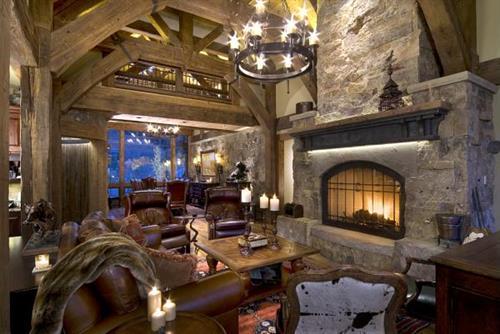 The Skyland Living Room
