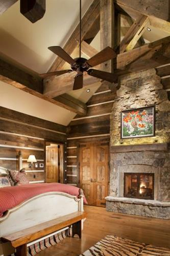 The Reserve Master Bedroom