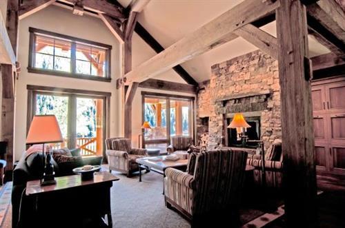 Colorado Residence Living Room