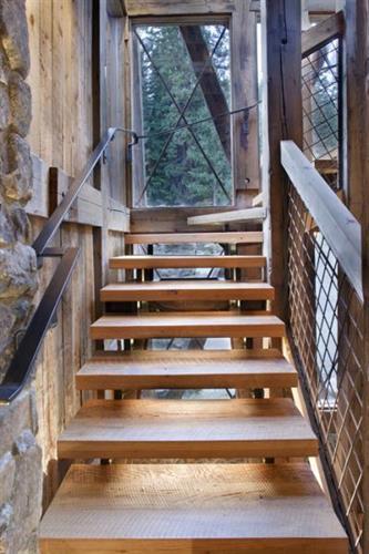 The Tipple House Stair