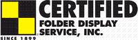 Certified Folder Display Service