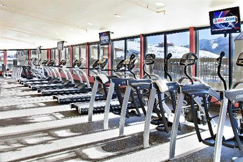 Fitness Center is Included with all Spa Services