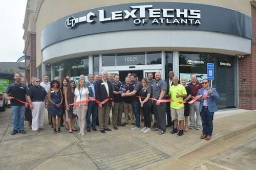 LexTechs Ribbon Cutting