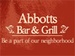 Abbotts Bar & Grill