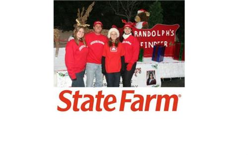 Randolph Family at the Christmas Parade!
