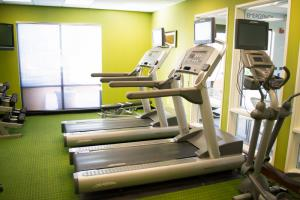Never miss your workout when staying at this Santa Maria hotel!  Complimentary, well appointed Fitness Center