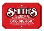 Smith's Alarms & Electronics, Inc.