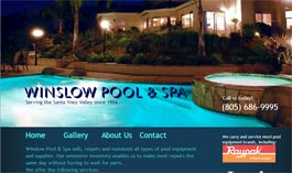 Winslow Pool & Spa