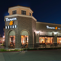 Panera Bread at College Square in Santa Maria