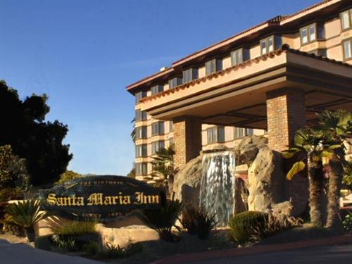 The Historic Santa Maria Inn