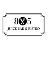 805 Juice Bar & Bistro and Clean Eats 805