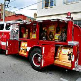 Vintage Firetrucks & More at Car Fun on 21