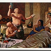 Historical Depictions of Pharmacy