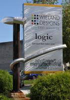 Wieland Designs Facility  - Front Sign