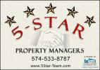 5-Star Property Managers