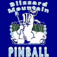 Blizzard Mountain Pinball