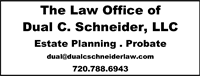The Law Office of Dual C. Schneider, LLC
