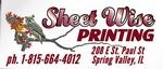 Sheet Wise Printing
