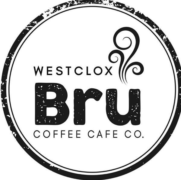 Westclox Bru Coffee Cafe Co.