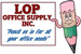 La Salle Office Supply & Equipment
