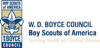 Boy Scouts of America - W.D. Boyce Council