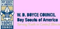 Boy Scouts of America - W.D. Boyce Council