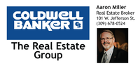 Aaron Miller, Coldwell Banker Real Estate Broker