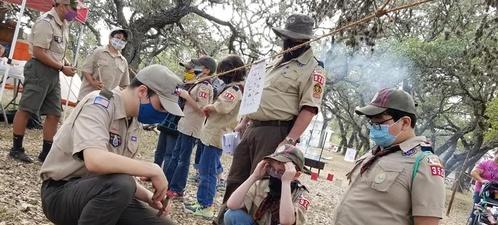 Boy Scouts of America - Alamo Area Council