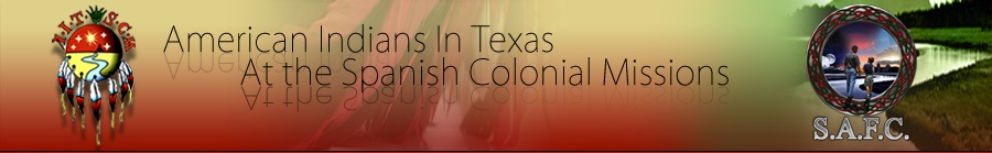 American Indians of Texas at Spanish Colonial Missions