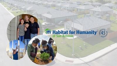 Habitat for Humanity of San Antonio