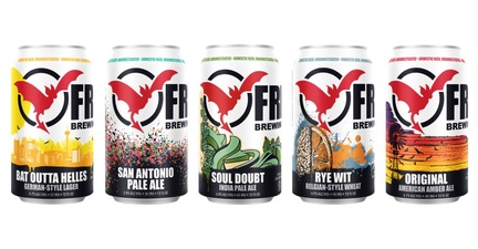 Freetail Brewing Co.