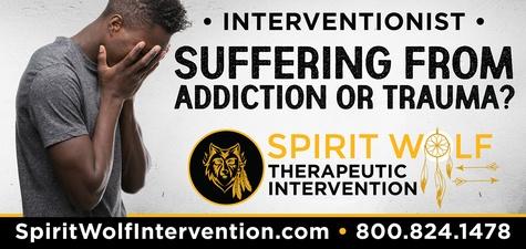 Spirit Wolf Therapeutic Intervention/Ministries