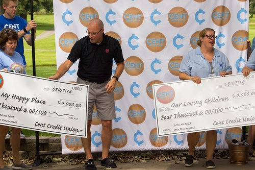 2016 CENT Credit Union Golf Outing Fundraiser