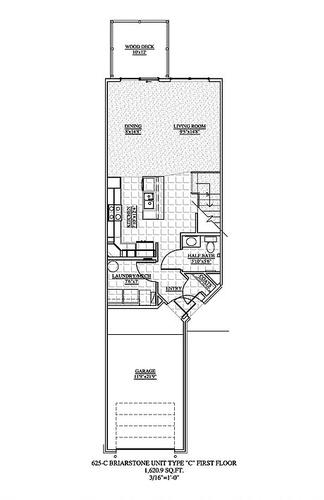 Two Bedroom First Floor
