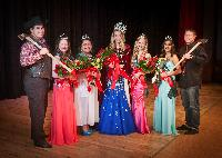 2014 Mason County Forest Festival Royal Court