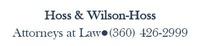 Hoss & Wilson-Hoss, LLP - Attorneys at Law