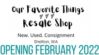 Our Favorite Things Resale Shop