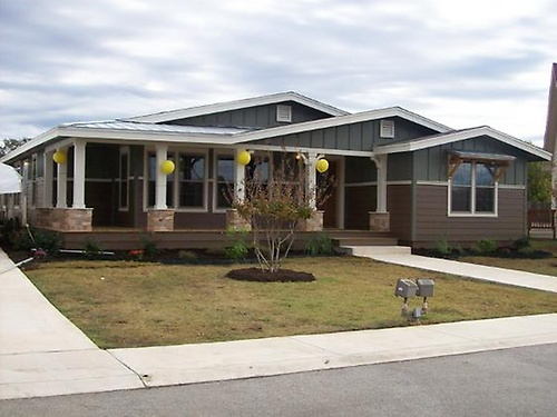 2700 Sq Ft Home with wrap around covered porch.