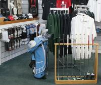 Our pro shop is fully equipped. We also have snacks, hot dogs and beverages.